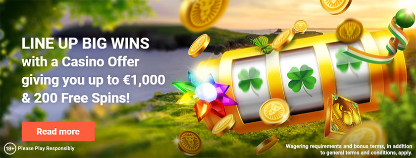 Leovegas welcome offer