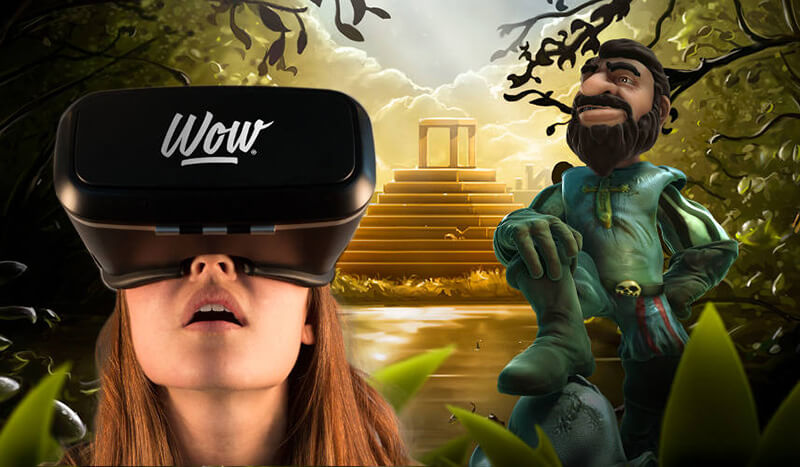NetEnt New VR Casino Games