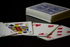 How do you count cards at blackjack?
