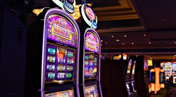 SLOT MACHINE REVENUES UP BY 4.4%