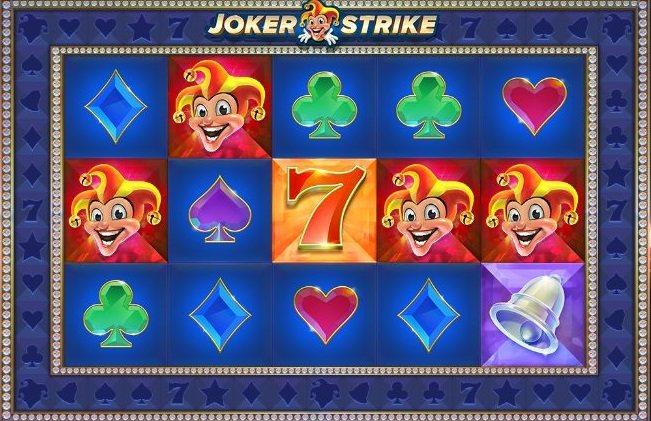 Casumo's Exclusive New Game – Joker Strike
