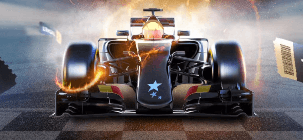 casinoeuro f1 campaign