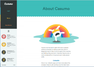 casumo about casino