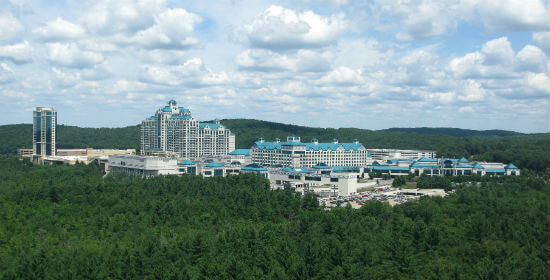 foxwoods casino available for Europeans online