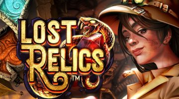 Lost Relics slot game review