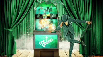 Collect 25 Free Spins at Mr. Green every day!