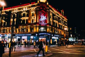 online roulette from hippodrome casino london