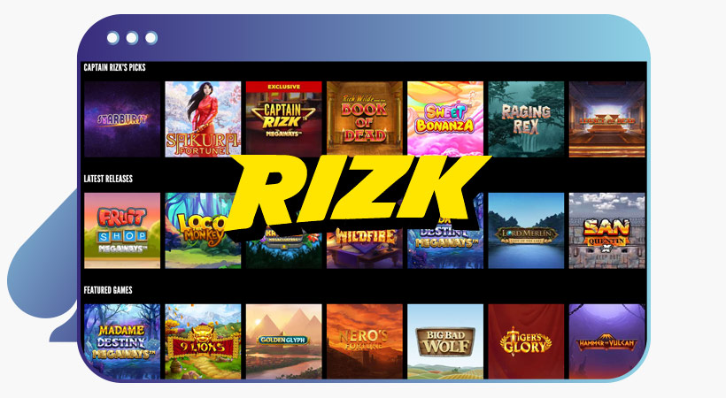videoslots at rizk