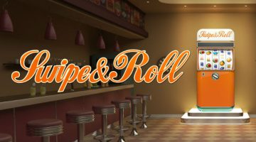 Swipe and Roll Slot Game Review – Bonus Game & Coin Wheel Feature
