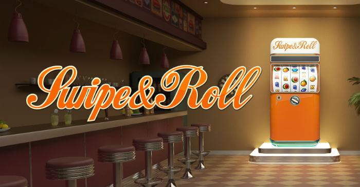 swipe and roll slot