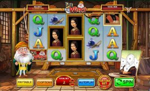 Da Winci Slot Review (Inspired Gaming) - Bonus & Free Spins