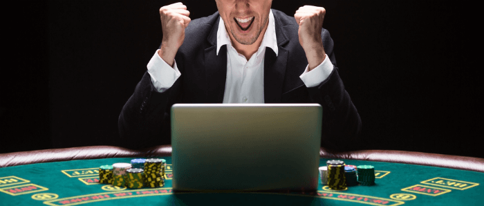 advantage of online casinos