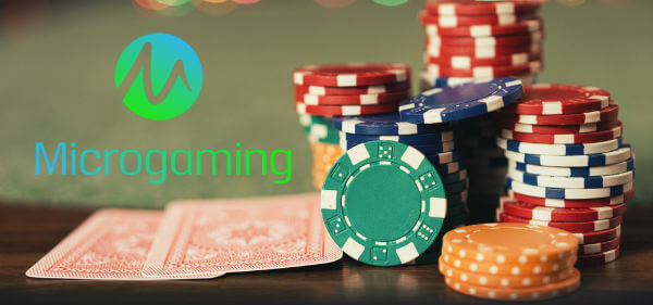 microgaming prima poker software