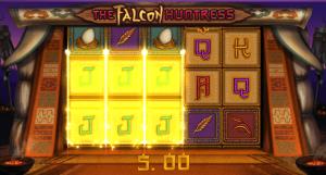 the falcon huntress expanding wins