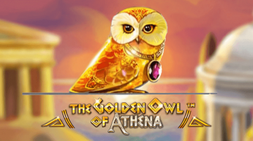 The Golden Owl of Athena slot review