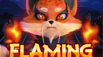 Flaming Fox Online Slot – Can You Handle The Thrilling High Variance?