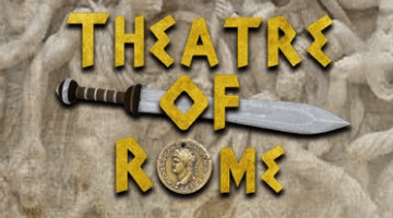 Theatre of Rome Online Slot by Merkur Edict – A Uniquely Simple Game