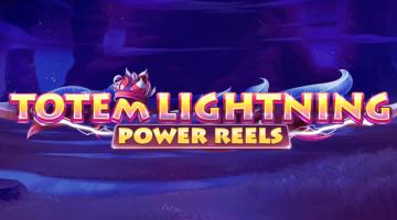 Totem Lightning Power Reels – A Strange Slot with Wild, Huge Wins