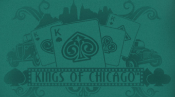 Kings of Chicago slot review – Play cards on a slot of mob bosses