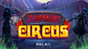 Zombie Circus online slot by Relax Gaming review – Free spins & 230 times your stake win