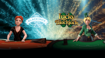 Yggdrasil has two new blackjack games – Lucky Blackjack & an upgrade of Sonya Blackjack