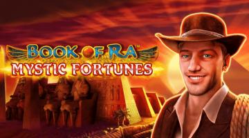 Book of Ra: Mystic Fortunes slot review – 4 progressive jackpots