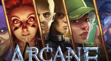Arcane Reel Chaos slot review