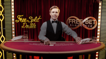 Go to Infinity and Beyond with Evolution Gaming's Free Bet Blackjack