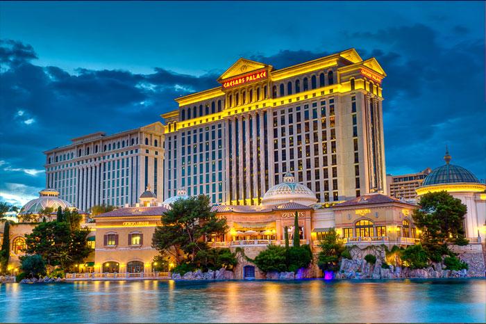 Caesars Palace Casino Vegas