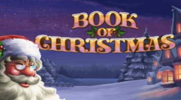 Book of Christmas slot review – 5,000x your stake