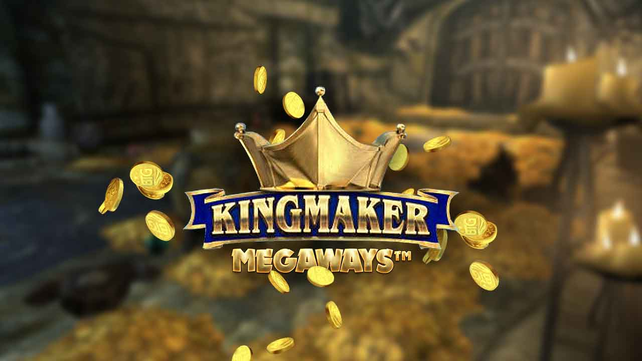 Kingmaker Megaways features in Hyper Casino's Megaways tournament