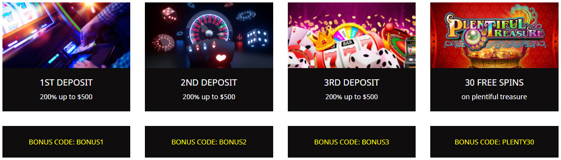 platinum reels welcome bonuses