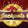 Casino promotion: The Wheel of Jackpots with free spins