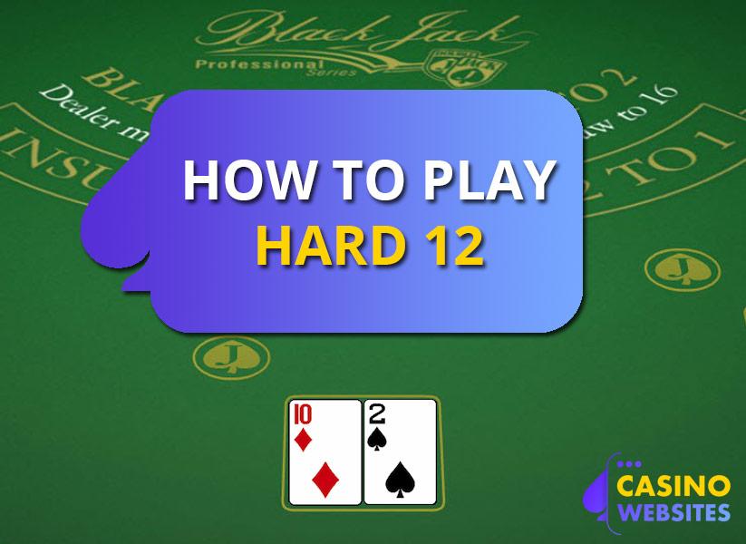 blackjack hard 12