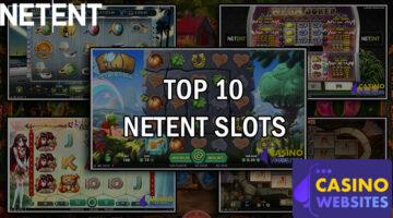 Top 10 NetEnt slots review