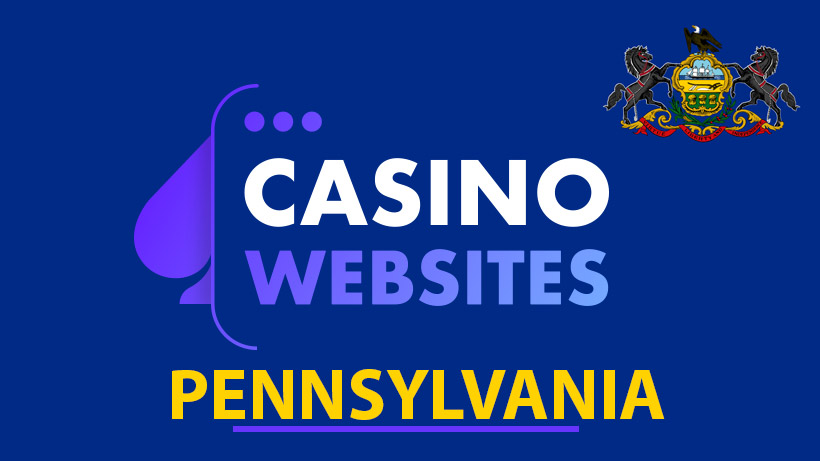 Casinos in Pennsylvania banner