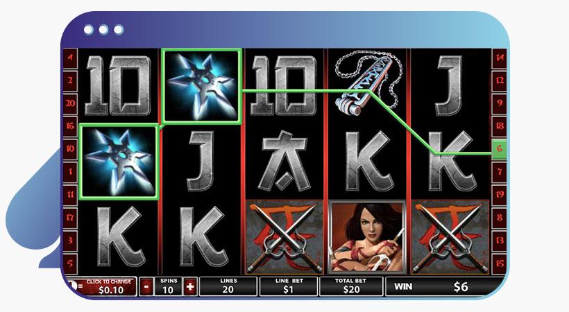 Elektra Marvel slot