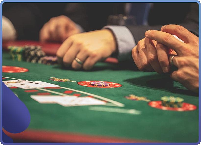 Blackjack Etiquette Banner