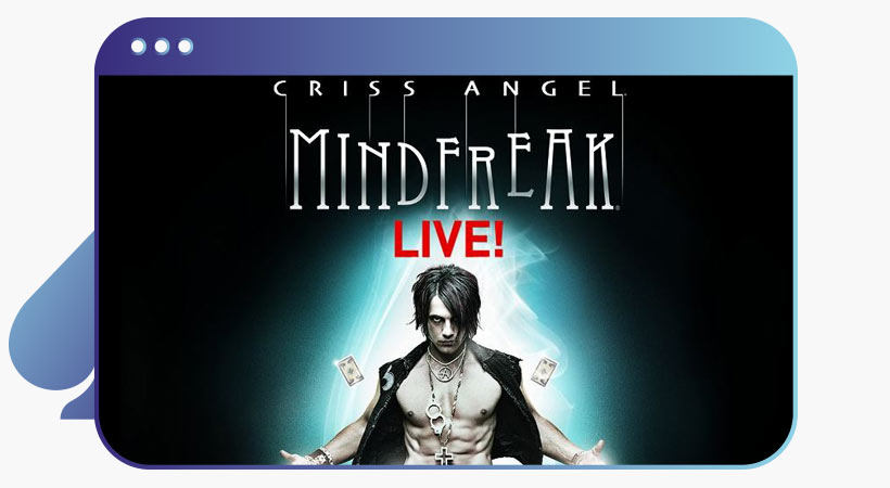 chris angel mind freak vegas show
