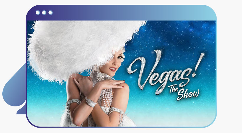 the vegas show