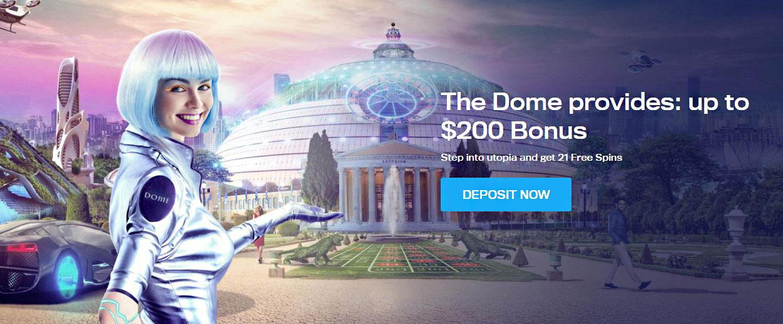 Casino-dome-offer